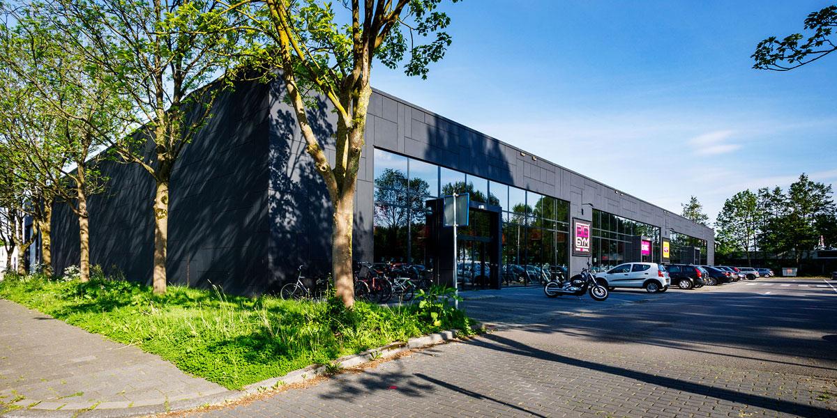 Protonstraat Groningen